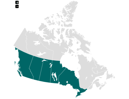 provinces i have been to