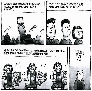 Image result for guy delisle pyongyang