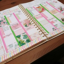 plan with me – how i organize my week