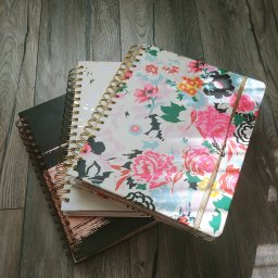 why I am storing all my old planners