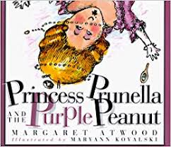 Image result for princess prunella and the purple peanut