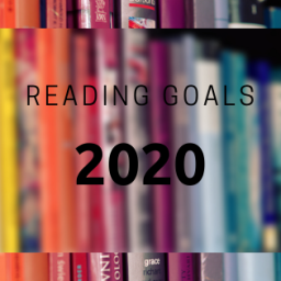 my 2020 reading goals