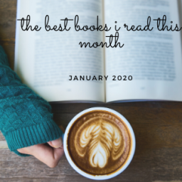 the best books I read this month – january 2020