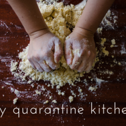 gnocchi and biscuits and cookies oh my – my quarantine kitchen