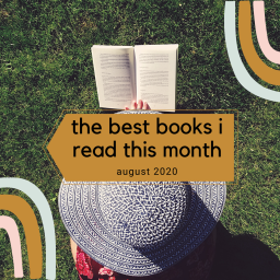 the best books i read this month – august 2020