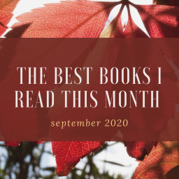 the best books i read this month – september 2020