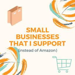 small businesses to support instead of amazon