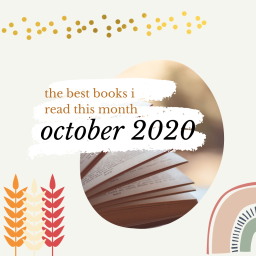 the best books i read this month – october 2020