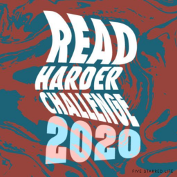 book riot – read harder 2020