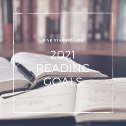 my 2021 reading goals